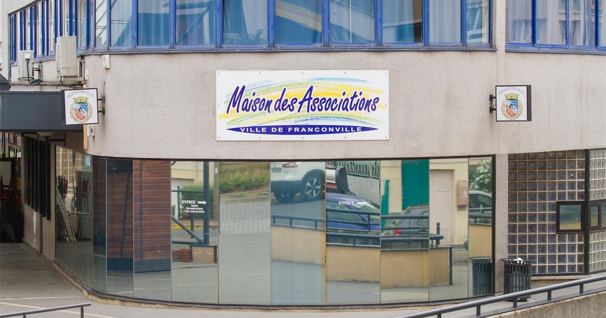 La maison des associations - Franconville d66fa7583fc8